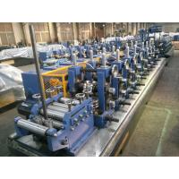 Wholesale EN Standard Steel Pipe Making Machine , Pipe Welding Equipment from china suppliers