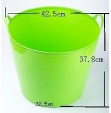 folding plastic bucket