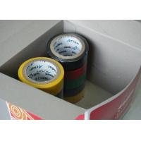 0.185mm Thicknes Submarine Cable PVC Electrical Tape For Insulat Joints