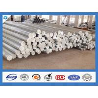 Wholesale 3mm Thickness Octagonal Shape Galvanized Electric Steel Poles from china suppliers