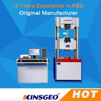 Wholesale Computer Servo Electronic Hydraulic Universal Testing Machines For Metallurgy from china suppliers