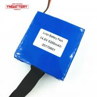 Wholesale lithium battery pack 14.8v 5200mAh good performance for scout flash from china suppliers