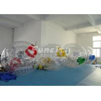 Wholesale Customized Inflatable Zorb Ball For Wonderful Color With PVC/TPU Material from china suppliers