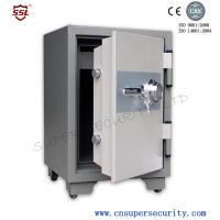 115L locking Fire proof safe box cabniet with Internal Temperature Below 177 Degree Celsius for government agencies