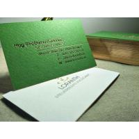 Gold Foil Business Card Printing 700gsm