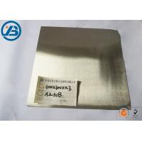 Quality CNC Engraving Machining Tooling Magnesium Alloy Die Casting Sheet 0.3mm for sale