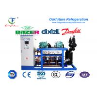 Monoblock Refrigeration Unit Commercial Condensing Units For Chemical Storage