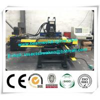 Wholesale 1000KN Punching force Steel Plate CNC Punching Machine for H Beam Production Line from china suppliers