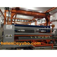 Gravure cylinder whole plating line in automatic