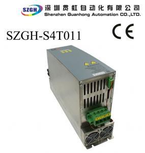 China updated 3 Phase 380V or 220V  11KW  AC spindle servo driver with spindle servo motor wholesale