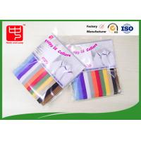 Wholesale Reusable Micro hook & loop straps Puppy Pet Collars Various Color 10 * 350mm from china suppliers