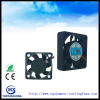 Plastic Equipment Computer DC Axial Fans High Speed 10000 Rpm