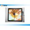 High Brightness Flat 10.4'' TFT IR Sunlight Readable Lcd Monitor With VGA DVI Input