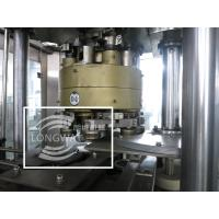 China Good Price Cans juice beverage / energy drink filling sealing machine wholesale