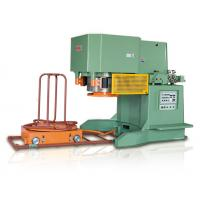 Variable Speed Vertical Wire Drawing Equipment , 200m / Min Bolt Making Machine