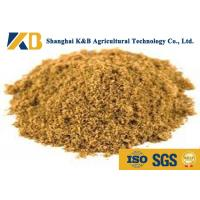Wholesale SGS Certificate Bulk Chicken Feed Cattle Feed Concentrate TVBN 120mg/G Max from china suppliers