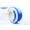 ID120mm Through Bore Slip Ring Transferring Power or Data for Heavy Equipment Turrets