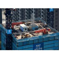 China 1000ton to 4000 ton Capacity Jacking Formwork Platform for High Rise Building Construction wholesale