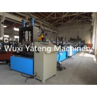 China High Durable CZ Purlin Roll Forming Machine Quick Changing Size 380V / 50HZ wholesale