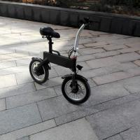 China LG cell batteryfactory price folding E bike with CE for commuter wholesale