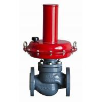 Self Operated Micro Pressure Automatic Control Valve with -20 - +150 ℃ Work Temp