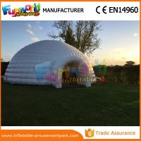China Hotsale Portable Camping Tent Garden Igloo Tent Inflatable Event Tent For Sale wholesale