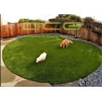 Natural Looking Evergreen Artificial Grass For Pets No Dog Dug Holes