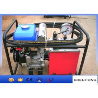 Quality Overhead Line Construction Tools High Pressure Gear shift Hydraulic Pump With Yamaha Petrol Engine for sale
