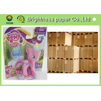 Coated Blister Board Paper C1s Folding Box Board Sheet For Packing