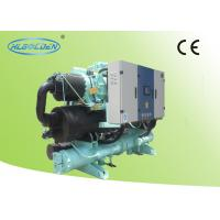 200 Ton Low Temperature Chiller Water Cooling with Copeland Compressor