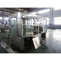 China Perfectly Tin can Rotary juice bottling filling machine wholesale