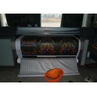 China Digital Textile Belt Printer Printing Equipment With 1800mm Printing Width, 220CC Ink Tank wholesale