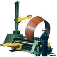 Wholesale Stainless Steel Plate Roll With High Accurate End Pre - Bend , Bending Roller from china suppliers