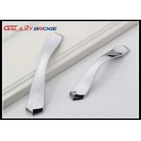 Wholesale Chrome Plated Kitchen Cabinet Handles And Knobs 128mm Modern Arched  Cupboard Door Pulls from china suppliers
