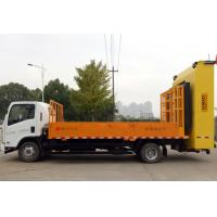 Buy cheap Highway Safety Impact Attenuator Truck Truck Mounted Attenuator Effective Work Zone from wholesalers