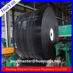 China 1000mm Belt Width 25Mpa High Tensile Nylon Conveyor Belt for Stone Crusher wholesale