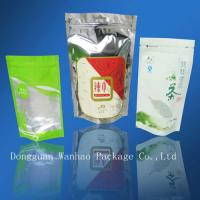 China Lamination Printed Custom Design Ziplock Pouch Bag , Standup Nuts Plastic Zip Pouches wholesale