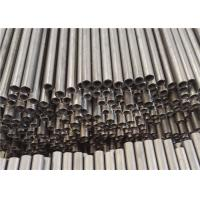 Thin Cold Drawn Seamless Steel Tube , Min OD 4mm Carbon Steel Cold Drawn Tube