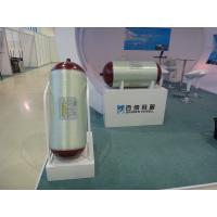 China 20Mpa High Pressure Fiberglass CNG Gas Cylinder for Compressed Natural Gas Cars wholesale