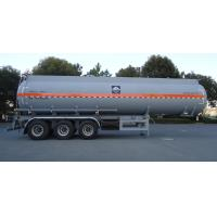 Buy cheap HZZ9401GFW 3 Axles Semi Trailer Truck Safe Transportation 35m3 from wholesalers