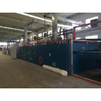 Non Woven Machinery / Textile Stenter Machine Horizontal Roller Chain Transmission