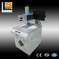 Wholesale Fiber Laser Marking Machine 50w Raycus For Brass Engraving from china suppliers