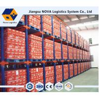 Wholesale Warehouse Storage Drive In Pallet Racking Guaranteed by  ISO CE / Jiangsu NOVA from china suppliers