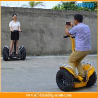 Golf Tourism Off-Road Two Wheel Self Balancing Scooter 4000W Motor
