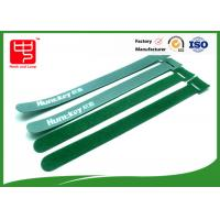 Wholesale Fashionable elegant Green hook and loop tie fastener Strap 16*180mm from china suppliers