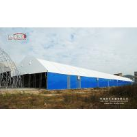 Snow Resistance Steel Structure Prefabricated Emporary Storage Tent for Industrial Storage