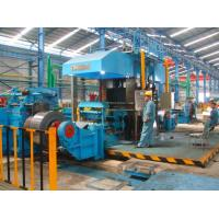 Quality 650mm Four High Cold Rolling Mill Equipment , 150m/min Aluminum Roll Mill Machine for sale