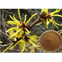 Wholesale Antipruritic Tannin Hamamelis Virginiana Extract , Witch Hazel Extract For Hair Color Protection from china suppliers