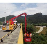 China Dongfeng Chassis National V 18m Bucket  Bridge Inspection Equipment wholesale