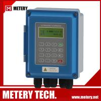 Wholesale Immersion installation  wall ultrasonic flow meter from china suppliers